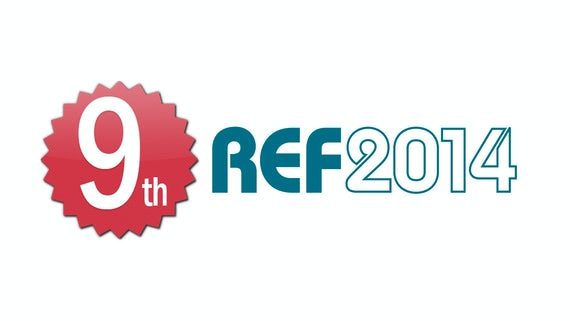 Research in Excellence Framework 2014 Ranking