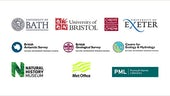 NERC GW4 Doctoral Training Partnership logos