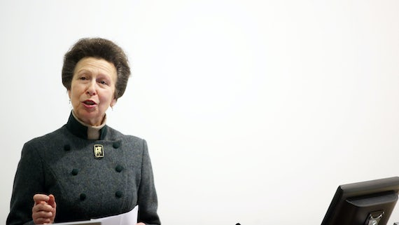 Princess Ann Speech