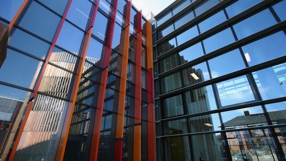 Haydn Ellis building exterior