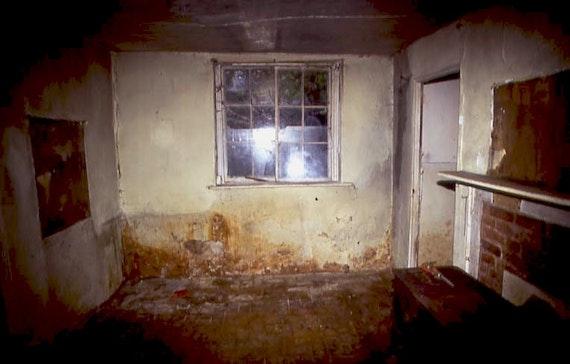 A damp interior