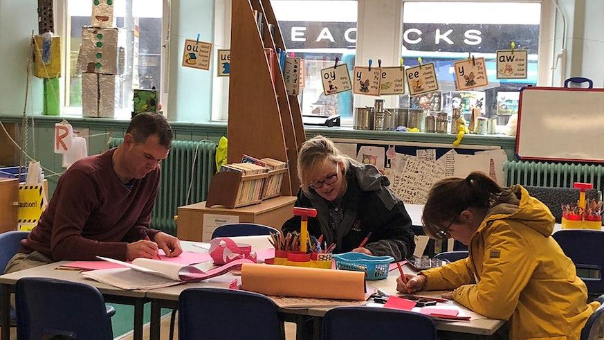 Albany Road Primary School
