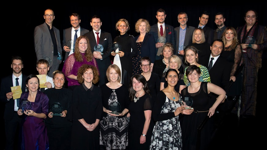 All winners of the 2019 Celebrating Excellence Awards
