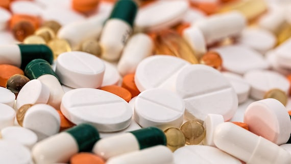 Medicinal tablets and capsules