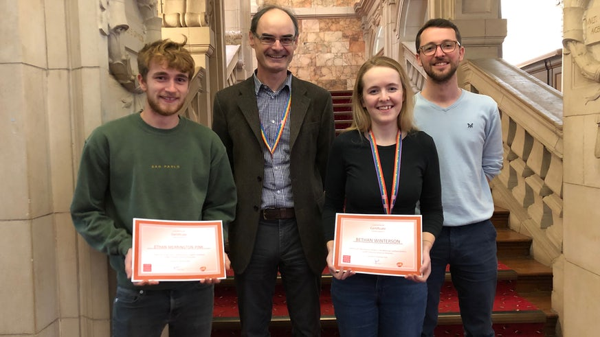 GSK Prizes for excellence