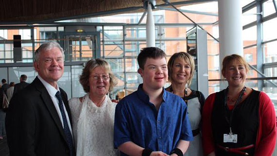 Mencap Cymru and Cardiff law students launch toolkit for adults with learning disabilities