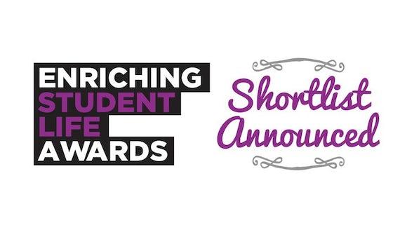 Enriching Student Lives Award logo