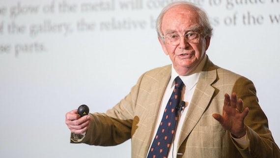 Professor Sir John Meurig Thomas FRS