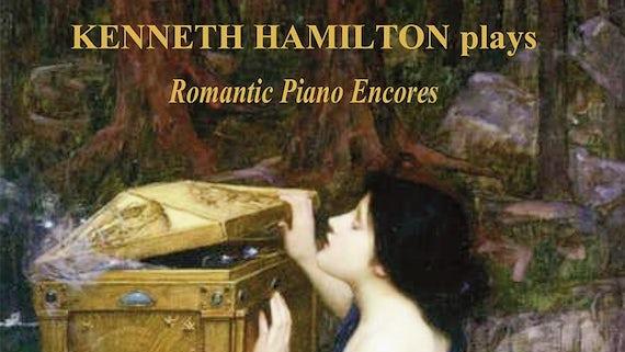 Cover of the album Romantic Piano Encores