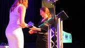 Dorota Goluch receives her ESLA