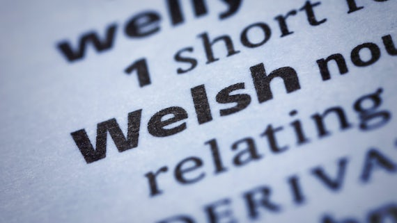 Welsh - Definition