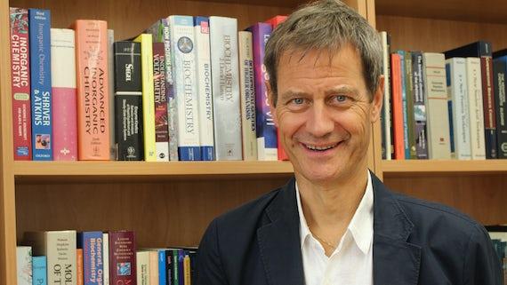 Professor Rudolf Allemann