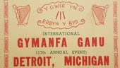 International Gymanfa Ganu (17th annual event), Detroit, Michigan : auditorium, Cass Technical High School, Sunday, Sept. 5, 1948