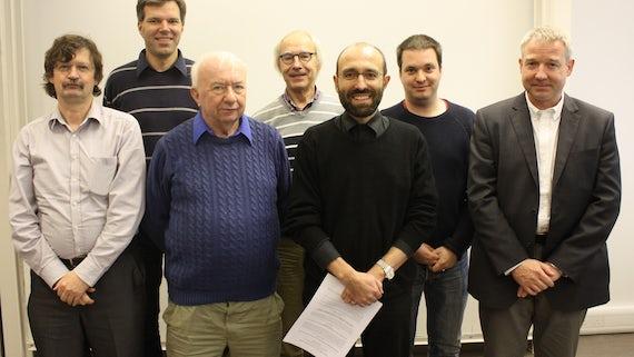 Computing and Mathematics staff