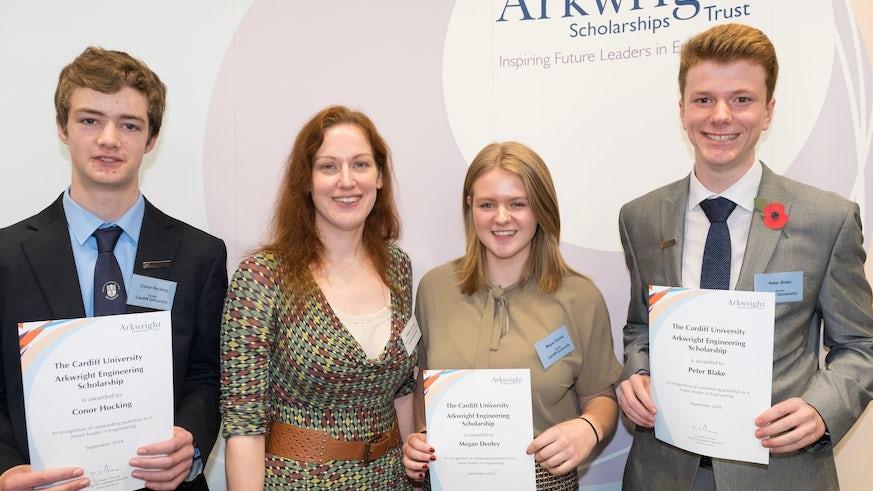 Arkwright Scholars
