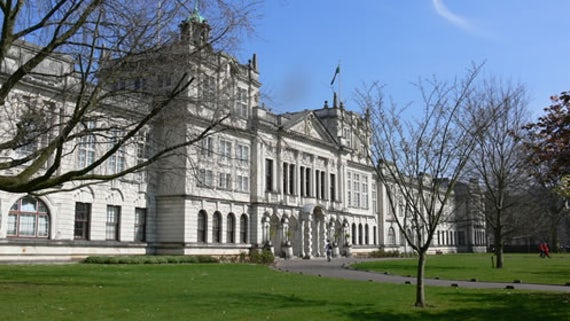 Cathays park campus