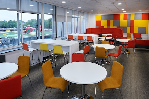 Student common room