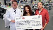 Cash boost for pancreatic cancer research