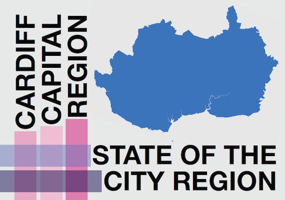 State of the City Region report cover