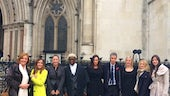 Cardiff Law School's Innocence Project makes history
