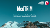 MedTRiM event banner