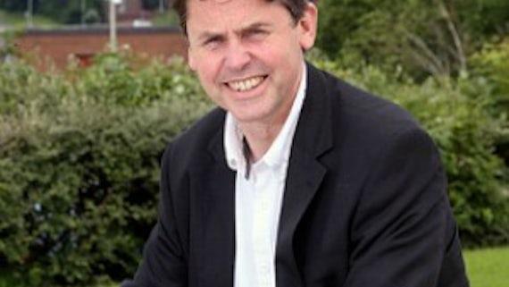 Professor Ian Rees Jones