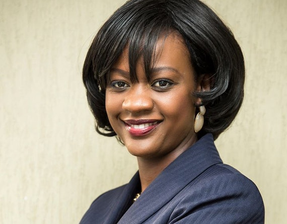 Lisa Sianyabo, Chevening Scholar from Zambia