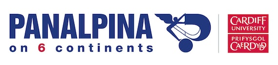 Panalpina Cardiff University logo