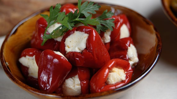Cheese Peppers
