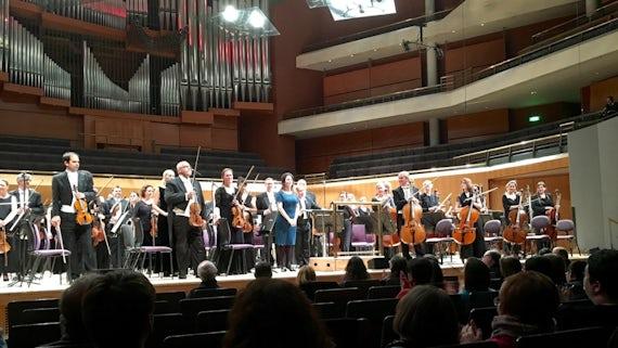 Nature Symphony by Arlene Sierra World Premiere
