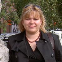 Dr Irina Harris
