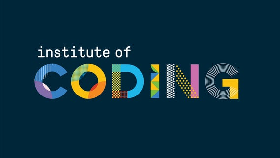 Institute of Coding logo