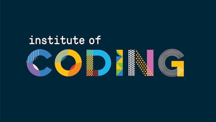 Institute of Coding logo