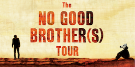 Cardiff BookTalk: The No Good Brother(s) Tour with Tyler Keevil