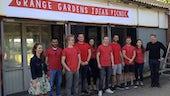 Grange gardens ideas