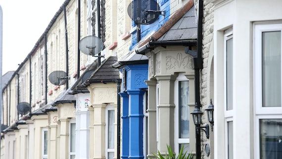 Grangetown houses