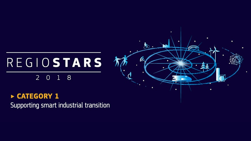 2018 Regio Stars Cat 1 Logo