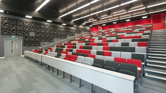 Two Central Square main lecture theatre