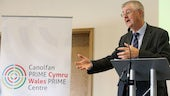 Minister for Health and Social Services, Mark Drakeford