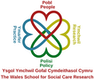 Wales School for Social Care Research logo