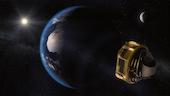 space satellite Ariel