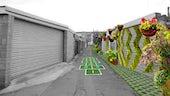Grangetown play lanes