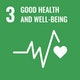 SDG 3 Good health and wellbeing