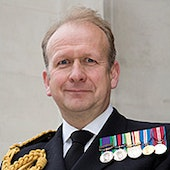 Commodore Neil Brown