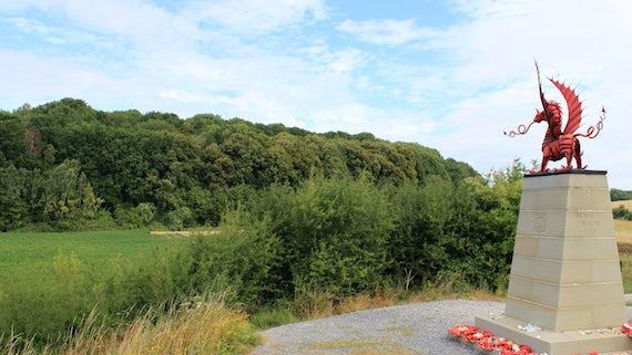 Image of Mametz Wood today
