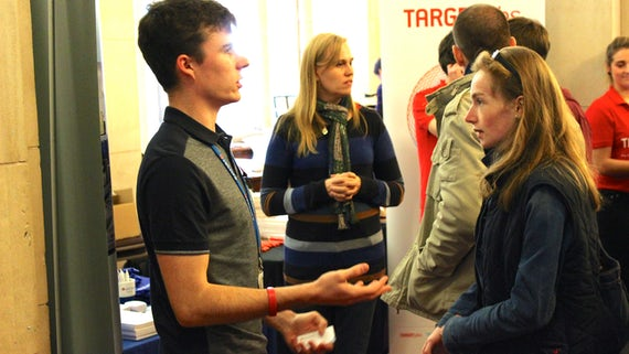 Vectura at Cardiff University Careers S