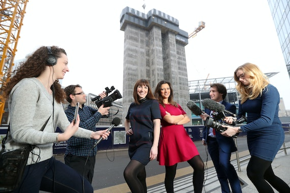 New Home For Cardiff Universitys School Of Journalism Media And