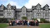 2017 Medieval History Colloquium at historic Gregynog Hall