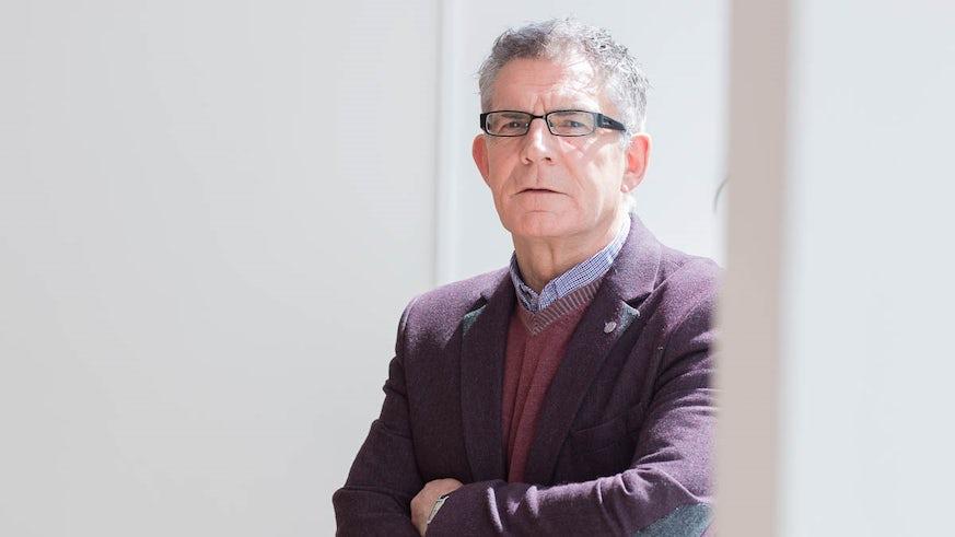 Professor of Political Philosophy and International Relations, David Boucher