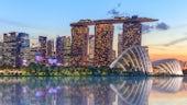 Singapore Skyline Marina Bay Sands